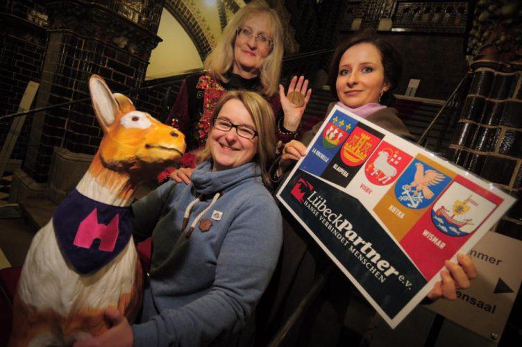 LübeckPartner trifft die Freie Ziege Lübeck
