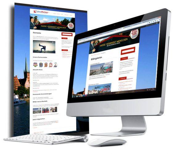 Verein Lübeck Partner in neuem Gewand