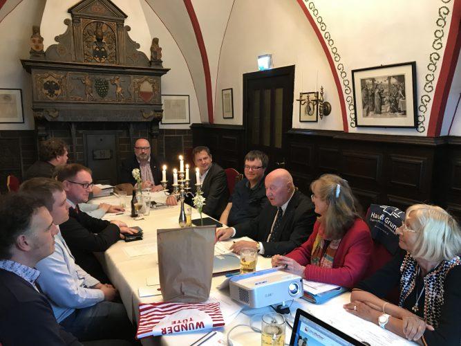 Mitgliederversammlung und Nachwahl