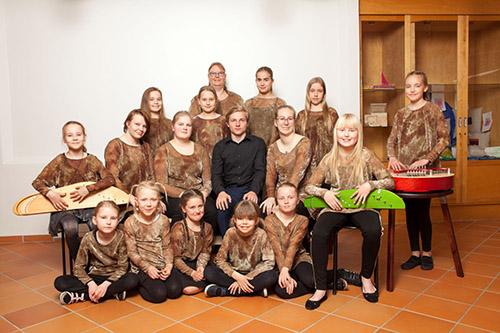 Finnisches Jugendkonzert in der Diele